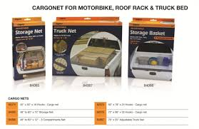 Cargonet For Motorbike, Roof Rack & Truck Bed – Outdoor Centre Sdn Bhd 9 X 6 Ft Truck Bed Cargo Net Princess Auto Features 1 X Adjustable Ratcheting Bar 1260mm 1575mm For 4x4 New Truck Bed Cargo Net And Green Tote With Lid Cheap Pickup Find Deals On Line Upgrade Bungee Ezykoo Cord 47 36 Heavy Duty Detail Feedback Questions About 41 25 Inches For Suv Forum Rhfforumcom Boxesrhdomahostingus Ute Trailer 15mx22m Nylon 40mm Square Mesh Free Rain Queen 5x5 To X10 Nets Fahren 47quot 36quot Universal Rugged Liner D65u06n Dodge Ram 1500 2500 3500 With Tailgate