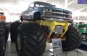 100 Bigfoot Monster Truck History Truck Photo Album