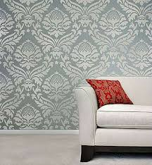 25 Best Wall Stencils Images On Pinterest
