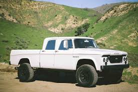 This Icon 4x4 1965 Dodge D300 Power Wagon Is Both Amazing And For ...