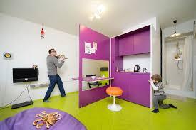 Bedroom Modern Ideas In Decorating Kids Using Cream