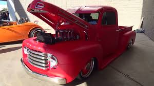 1950 Ford F1 Pickup SEMA 2014 - YouTube 1950 Ford F3 Wrapup Garage Squad Custom F1 Pickup Adamco Motsports Truck Drop Dead Customs 136149 Youtube For Sale Classiccarscom Cc1042473 Fyi Ford Mustangsteves Mustang Forum F2 Truck Sale Ford F1 Pickup Archives The Truth About Cars Not Your Average Fordtrucks F5 Stake Enthusiasts Forums