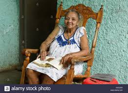 Old Woman Rocking Chair Stock Photos & Old Woman Rocking ...