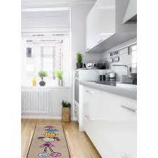 tapis pour la cuisine tapis pour cuisine kitchen multicouleur 60x180 par