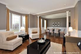 Living Dining Room Color Schemes Small Design Ideas New