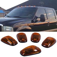 Buy FORD/DODGE OVAL YELLOW LENS TOP TRUCK LED CAB ROOF LIGHTS ... Gmc Chevy Led Cab Roof Light Truck Car Parts 264155bk Recon 5pc 9led Amber Smoked Suv Rv Pickup 4x4 Top Running Roof Rack Lights Wiring And Gauge Installation 1 2 3 Dodge Ram Lights Wwwtopsimagescom 5 Lens Marker Lamps For Smoke Triangle Led Pcs Fits Land Rover Defender Rear Cabin Chelsea Company Smoke Lens Amber T10 Cnection Dust Cover 2012 Chevrolet Silverado 1500 Cab Lights Youtube Deposit Taken Suzuki Jimny 13 Good Overall Cdition With Realistic Vehicle V25 130x Ets2 Mods Euro Truck