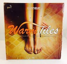 warm tiles ebay