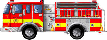 100 Fire Truck Drawing Unique Clip Art Kids Clipart Truk
