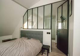 verriere chambre exemple deco chambre adulte 11 cloison verriere chambre