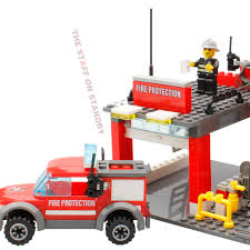 300pcs City Fire Station Set Building Blocks Firefighter Figures ... Airport Fire Station Remake Legocom City Lego Truck Itructions 60061 60107 Ladder At Hobby Warehouse 2500 Hamleys For Toys And Games Brickset Set Guide Database Lego 7208 Speed Build Youtube Pickup Caravan 60182 Toy Mighty Ape Nz Brigade Kids City Fire Station 60004 7239 In Llangennech Cmarthenshire Gumtree Ideas Product Specialist Unimog Boat 60005