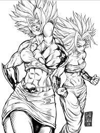 Para Colorear Goku Black Desenhos Para Colorir Dragon Ball Z Gt E