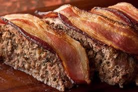 Bacon Cheddar Meatloaf Recipe