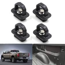 100 Tie Downs For Trucks Amazoncom 4pcs Down Anchors Truck Bed Side Wall Anchor For 07
