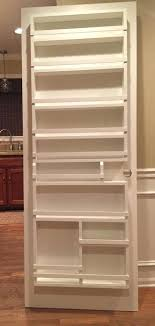 Pantry Door Storage Ideas Medium Size Kitchen Cabinet Door