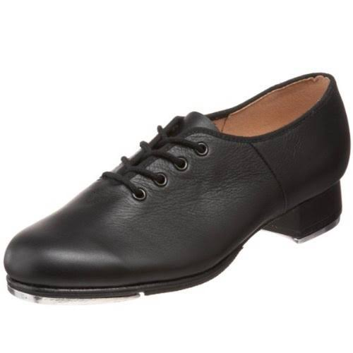 Bloch Dance Women's Jazz Tap Tap Shoes - Black, 7US