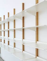 Shelving System For All Your Modern Design Retail Wall Floor Designs Ideas Revolver I Love The Simplicity Of A Display And Storage Based