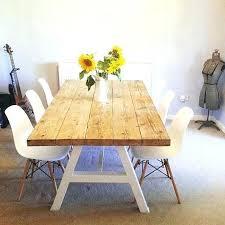 8 Seat Dining Room Table Tables Best Ideas On Metal
