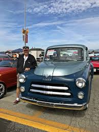 Charlie Tachdjian 1955 Dodge Truck   Pomona Swap Meet Just A Car Guy The Only Other Truck In Optima Ultimate Street 51957 Dodge Truck Factory Oem Shop Manuals On Cd Detroit Iron This Is One Old Warrior That Isnt Going To Fade Away The Globe 1955 Power Wagon Base C3pw6126 38l Classic Custom Royal Lancer Convertible D553 Dodge Google Search Rat Rods Pinterest Chevy Apache For Real Mans Yields Charlie Tachdjian Pomona Swap Meet Pickup Sale Cadillac Mi