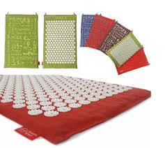 Bed Of Nails Acupressure Mat by Spoonk Acupressure Mat Our Wonderful World Media