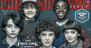 Cast Of Halloween 2008 by Stranger Things U0027 Cast Opens Up About Season Two In U0027entertainment