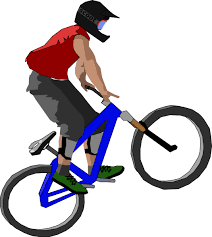 534x597 Bike Clip Art