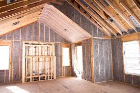 vaulted ceiling insulation rigid foam home design ideas