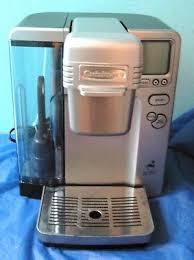 Cuisinart SS 700 Single Serve Keurig Brewed K Cup Coffee Maker