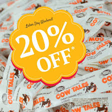 LAST CHANCE! Get 20% OFF* Your Cow Tales... - Goetze's Candy Company ... One Hanes Place Catalog Hanes Coupon Code Hashtag On Twitter Large Ultimate Stretch Boxerbriefs 4 Pk Vonage Promo Free Shipping Her Way Coupons Kobe T Shirts Coupon Dreamworks Kohls 30 Off Code In Store And Off Underwear Printable 2018 Two For One Spa Deals Cvs 2019