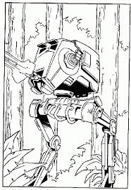 Printable Lego Star Wars Coloring Pages 23603