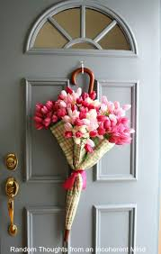 12 Beautiful Decorations To Hang On Your Door That Arent Wreaths