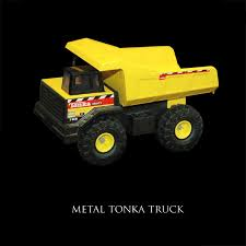 Metal Tonka Truck | Event Prop Rentals
