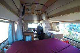 160107 Van Conversion Interior