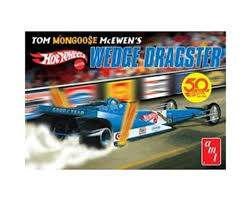 AMT 1069 1/25 Tom McEwen's Wedge Dragster | Hobby City NZ