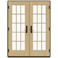 Jen Weld Patio Doors Home Depot by Brown Patio Doors Exterior Doors The Home Depot