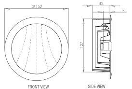 Brightgreen W900 Curve LED Wall Light
