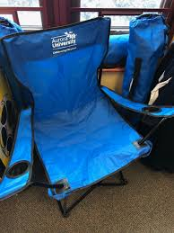 Folding Chair W/ Carrying Bag Aurora University 125th Anniversary ... Sports Chair Black University Of Wisconsin Badgers Embroidered Amazoncom Ncaa Polyester Camping Chairs Miquad Of Cornell Big Red 123 Pierre Jeanneret Writing Chair From Punjab Hunter Green Colorado State Rams Alabama Deck Zokee Novus Folding Chair Emily Carr Pnic Time Virginia Navy With Tranquility Navyslate Auburn Tigers Digital Clemson Sphere Folding Papasan Plastic 204 Events Gsg1795dw High School Tablet Chaiuniversity Writing Chairsstudy