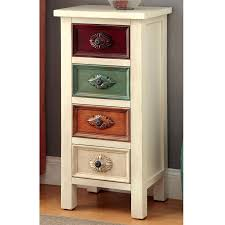 South Shore Libra 4 Drawer Dresser by Furniture Of America Dressers U0026 Chests Sears