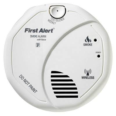 First Alert Battery Smoke/CO Alarm