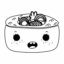 ⭐ Hamster Kawaii Para Colorear ⭐ Todo Para Hamsters