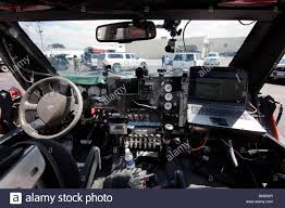 The Interior Cockpit Of Sean Casey's