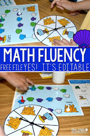 FREE Addition And Subtraction Math Fluency Numbers To 10 My Students Love Playing This