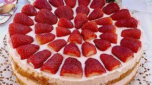 sasis erdbeer sahne torte