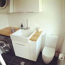 ikea laundry waschküchendesign badezimmer wäsche kleine