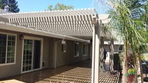 Duralum Patio Covers Sacramento by Solid Patio Covers Sacramento Ca Sierra Sunscreens And Patio Covers
