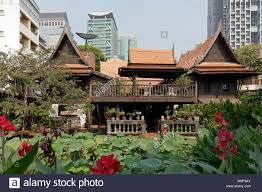 100 Thai Modern House Traditional Wooden House On Stilts In Modern District
