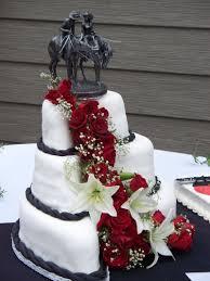 Cowboy Wedding Cake More
