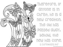 Spring Bible Verse Coloring 4