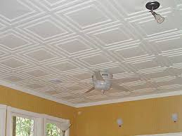 Vinyl Drop Ceiling Tiles 2x2 by Thermoform Ceilings