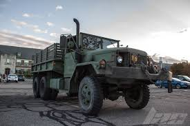 Truck Feature: 1969 Kaiser M35A2