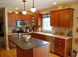 Kitchen Color Ideas With Cherry Cabinets Kitchen Cabinet Makeover Before And After The In The